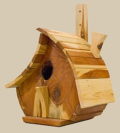 birdhouses | Birdhouses from Wesley Gallery in Dripping Springs, TX make great ...