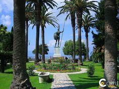 Achillion Palace, Corfu, Greece