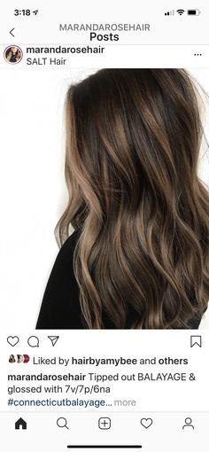 Redken Color Formulas, Hair Color Formulas, Redken Hair Color, Redken Hair Products, Salt Hair, Caramel Balayage, Hair Color Techniques, Brown Blonde Hair, Hair Affair