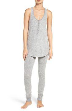 Main Image - Make + Model Flannel Pajamas