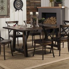 Found it at Wayfair - Massanutten Dining Table
