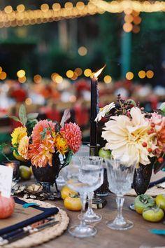 Source: Tecpetajaphoto #Tabledecoration #Flowers #Bloemen #Tafeldecoratie