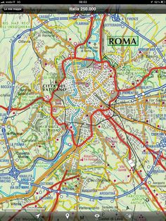 Italy Road Map at 1:250.000 scale now available on Mappe d'Italia. Download Mappe d'Italia via the app store.