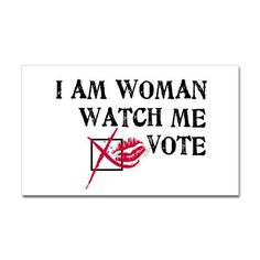 Shop Watch Me Vote! Rectangle Sticker (Rectangle) designed by Stript Casual Couture. Vote Quotes, Quotes To Live By, Political Quotes, Political Beliefs, Political Cartoons, Vote Sticker, Casual Couture, Great Memes, I Voted