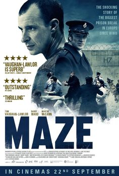 Maze Is One Of The Famous Adventure And Drama Movie Directed By Stephen Burke Watch