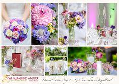 Gut Sonnenhausen Sommerhochzeit Hochzeit Dekoration Floristin Das blühende Atelier Maria Irlbeck München
