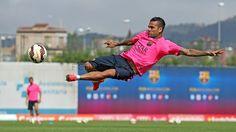 Entrenamiento 23/09/2014 | FC Barcelona