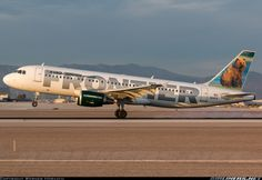 Frontier Airlines N211FR Airbus A320-214 aircraft picture