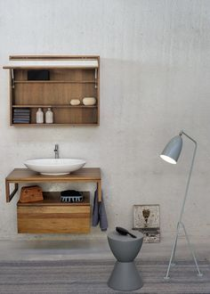 Wall cabinets | Bathroom furniture | Teak Bathroom Fellow. Check it out on Architonic