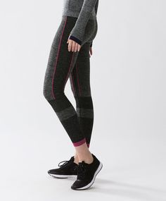 Seamless leggings - Leggings - Autumn Winter 2016 trends in women fashion at…