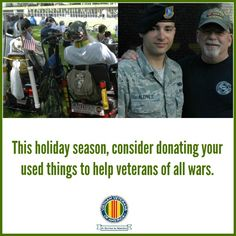 Your donated items are used to provide veterans with services such as counseling and recovery, Agent Orange related health programs, housing assistance, and improved hospital care for veterans with disabilities. Health Programs, Donate To Charity, Counseling, Recovery, Orange, Therapy, Survival Tips, Healing