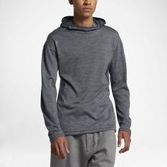finest selection 756b1 51928 NWT NIKELAB ACG INVERSION TOP LONG SLEEVE TOP MENS GRAY 829570-091 SZ L  Clothing