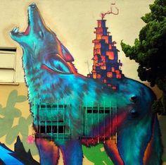 Take a Virtual Tour of Mexico City's Best Street Art