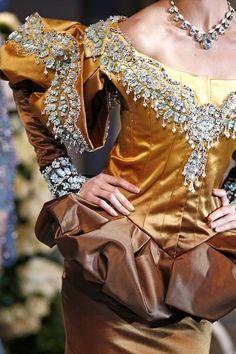 Dior haute couture by John Galliano: