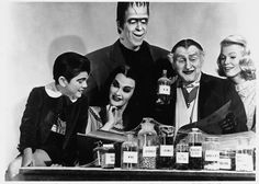 The Munsters...... :-)