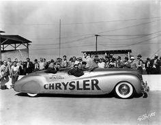 Chrysler Newport Indianapolis 500 Pace Car 1941.