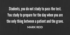 TODAY'S QUOTE: Preparing for the day #nursebuff #nursequotes #nursingstudents