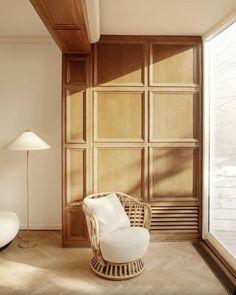 Noa Santos (@noasantos) • Instagram photos and videos Gio Ponti, Interior Design Services, Modern Interior Design, Office Office, Lounge Chair Design, Furniture Placement, Room Set, Furniture Design, House Design