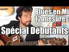 Calvin Russel (Rats and Roaches) - Débutant Blues 12 mesures en Mi - Facile et Indispensable ! - YouTube