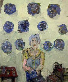 "Farrell Brickhouse - ""Aunt Libby's Blue Plates"""