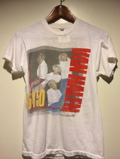 5c3a59bd7f6 Van Halen vintage t-shirt at Afterlife Boutique 988 Valencia Street San  Francisco CA 94110