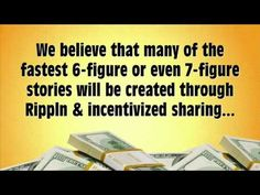 Rippln  - Sharing What You Do And Getting Paid Money For It!