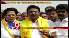 MLA Venkataramana quits YSRCP, joins TDP
