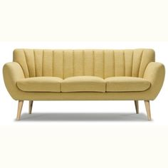 The Lila - 3 Seater Sofa - Modern 3 Seater Sofas - Living Rooms