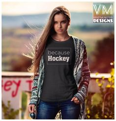 Hockey Gameday Shirt/ ice hockey Mom Shirt/ ice by Velvetmusketeer