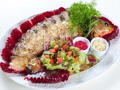 Еврейская кухня салаты