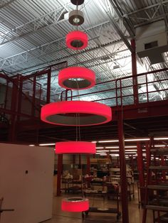 Novato Ring Chandelier with RGB option