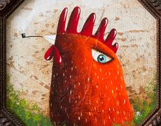 """Check out new work on my @Behance portfolio: """"!!!NEWS - Pipe Rooster"""" http://be.net/gallery/53029955/NEWS-Pipe-Rooster"""
