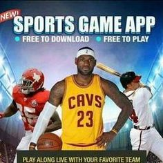 GIVE AWAY A FREE SPORTS APP & EARN MONEY EVERY TIME THE PLAYER PLAYS THE APP.  This Billion Dollar Opportunity is about to Take the World by Storm.  Watch the video >>https://goo.gl/forms/mGMUzYRhQWYDQZ4t2