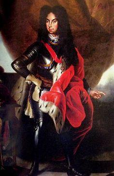 PEDRO II (1648 - 1706), Senhor do Casa da Infantado, Rei de Portugal e Algarves en 1683-1706.