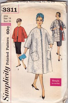 A sewing blog for lovers of 60s fashion, culture and music.