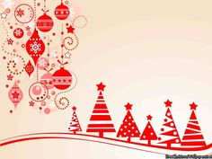 New Post free christmas clip art background
