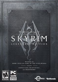 The Elder Scrolls V: Skyrim Legendary Edition - PC Video games | video games funny | video games aesthetic | video games ps4 | video games memes | I Love Video Games | Video Games | Video Games Artwork | Video Games | Games for kids | games for teens | games | games for kids indoor | games to play with friends | GameStop | Games 4 Learning | The Game Supply | Games for Kids | GAMES | Games 4 Gains Products