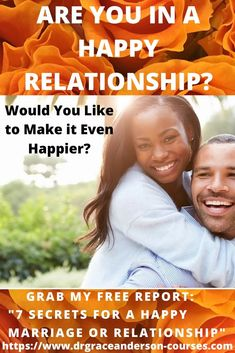 "Improve your relationship. If already happy, make it happier. If unhappy, learn how to improve it. Grab Your Free Report: Secrets for A Happy Marriage or Relationship"". Self Development Courses, Personal Development, Relationships Are Hard, Relationship Issues, Success Academy, Happy Marriage, Master Class, The Secret, Improve Yourself"