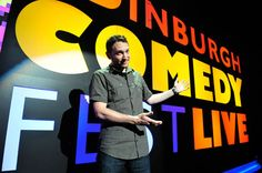 Go to the Edinburgh Comedy Festival - Want to visit