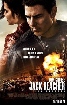 Jack Reacher: Never Go Back USA Paramount / Skydance Action thriller D/Co-Sc: Edward Zwick. Tom Cruise (+co-prod), Cobie Smulders. Films Hd, Films Cinema, Hd Movies, Movies To Watch, Movies Online, Indie Movies, Comedy Movies, Tom Cruise, Hd Streaming