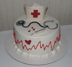 another nurse cake