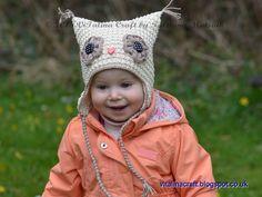 Knitting Pattern - Hooty Owl Earflap Hat (All sizes) par ViTalinaCraft sur Etsy https://www.etsy.com/ca-fr/listing/227937419/knitting-pattern-hooty-owl-earflap-hat