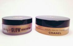 W7 Make Up & Glow Bronzing Base vs. Soleil Tan de Chanel Bronze Universal