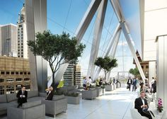 Foster + Partners breaks ground on New York office tower