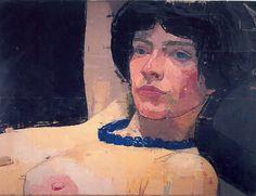 Euan Uglow Euan Ernest Richard Uglow March 1932 – 31 August was a Briti. Figure Painting, Figure Drawing, Painting & Drawing, Coin D'art, L'art Du Portrait, Figurative Kunst, Art Corner, Ouvrages D'art, Paintings I Love