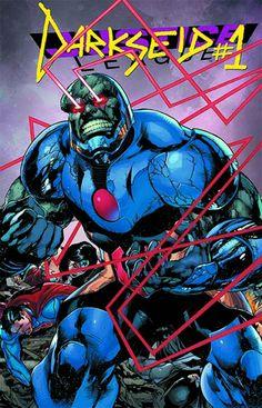 Justice League - Darkseid #23.1 (Virgin Cover) #JusticeLeague #New52 #DC (Cover Artist: Ivan Reis & Joe Prado) On Sale: 9/4/2013