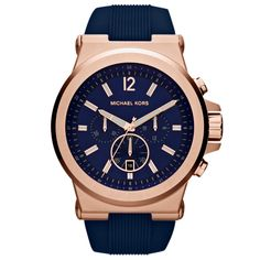 Love this Michael Kors watch! It's a great casual accessory for everyday without going over the top. Plus it goes with everything!