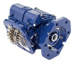 MUNCIE TG SERIES POWER TAKE OFF The TG Power Take-Off is the most widely used PTO in the industry. It is the most versatile double gear type PTO available, with 10 speed ratios, 16 shift types, 18 output shaft options, and input gears for all popular transmissions. The TG Series PTO can be configured to meet the speed, torque, and horsepower requirements of most applications. Power Take Off, Trucks, Gears, Meet, Popular, Type, Products, Autos, Gear Train