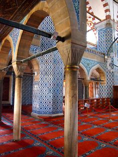 Rustem Pasha Mosque by DangerousBiz, via Flickr, Hidden Istanbul