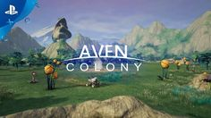 [Video] Aven Colony - Surviving Aven Prime Trailer | PS4 #Playstation4 #PS4 #Sony #videogames #playstation #gamer #games #gaming
